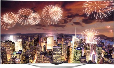 LG 55EC930T 55 inch Full HD Curved Smart 3D LED TV