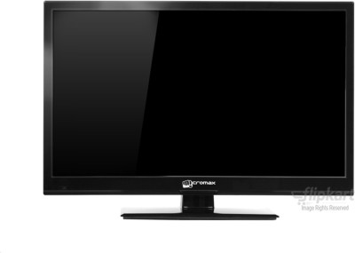 Micromax 61cm (24) HD Ready LED TV (1 X HDMI, 1 X USB)