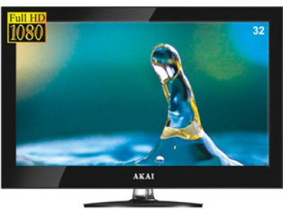 Buy Akai 32P40 LCD 32 inches Full HD Television: Television