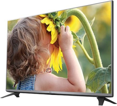 LG 123cm (49) Full HD Smart LED TV (2 X HDMI, 2 X USB)