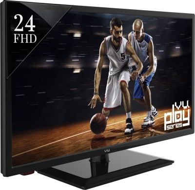 Vu 60cm (24) Full HD LED TV (2 X HDMI, 2 X USB)