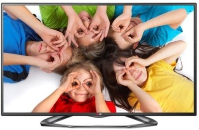 LG 32LA6200 81 cm 32 LED TV Full HD, 3D, Smart available at Flipkart for Rs.52000