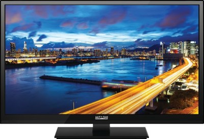 Mitashi 80.01cm (31.5) HD Ready LED TV (2 X HDMI, 1 X USB)
