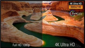 VU Ultra HD Smart LED TV