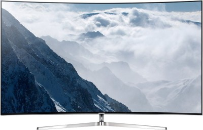 SAMSUNG 163cm (65) Ultra HD (4K) Smart, Curved LED TV (4 X HDMI, 3 X USB)