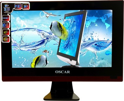 Oscar 43cm (17) HD Ready LED TV (1 X HDMI, 2 X USB)