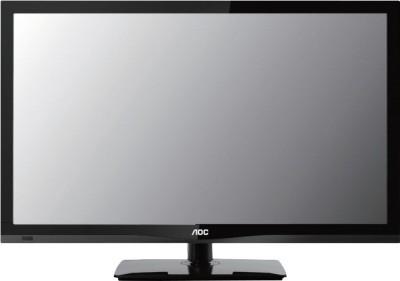 AOC 54.6cm (21.5) Full HD LED TV (2 X HDMI, 1 X USB)