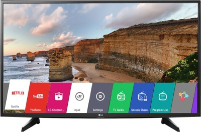 LG 108cm (43) Full HD Smart LED TV (1 X HDMI, 1 X USB)