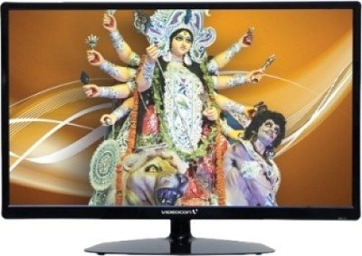 Videocon VKC40FH 40 inches LED TV Full HD available at Flipkart for Rs.32990