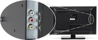 Panasonic 19C400DX 19 HD Ready LED TV