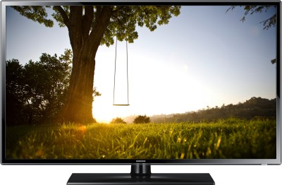 Samsung UA32F6100AR 81 cm 32 LED TV Full HD, 3D available at Flipkart for Rs.34990