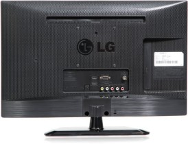 lg tv. the tv allows you to plug in your usb pendrive or external hard disks watch favourite movies on big screen. it also comes with two hdmi ports lg tv d