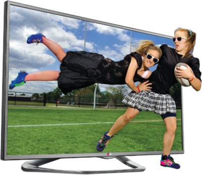 LG 42LA6130 42 inches LED TV Full HD, 3D available at Flipkart for Rs.62000