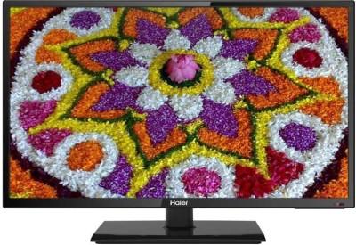 HAIER 60cm (24) HD LED TV (1 X HDMI, 1 X USB)