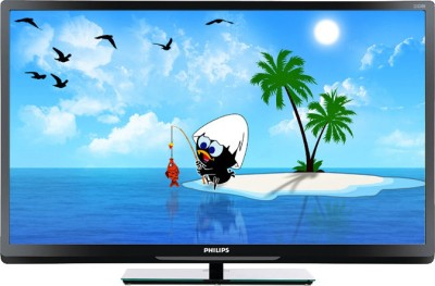 Philips 58cm (23) HD Ready LED TV (1 X HDMI, 1 X USB)