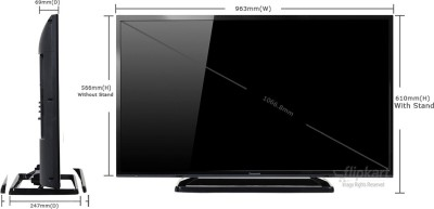 Panasonic 106cm (42) Full HD LED TV