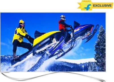 LeEco 138 8cm (55) Ultra HD (4K) Smart LED TV (Super3 X55 Android TV, 3 x  HDMI, 3 x USB)