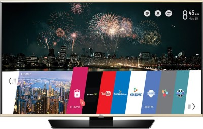 LG 123cm (49) Full HD Smart LED TV (3 X HDMI, 3 X USB)