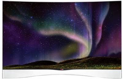 LG 138cm (55) Full HD 3D, Smart, Curved LED TV (4 X HDMI, 3 X USB)