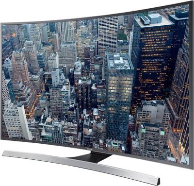 Samsung 121cm (48) Ultra HD (4K) Smart, Curved LED TV (4 X HDMI, 3 X USB)