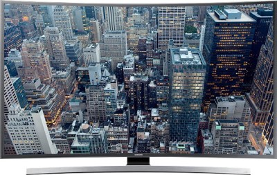 Samsung 48JU6670 48 Inch Ultra HD Curved Smart LED TV