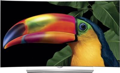 LG 138cm (55) Ultra HD (4K) 3D, Smart, Curved OLED TV (3 X HDMI, 3 X USB)