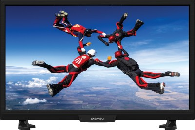 Sansui 81cm (32) HD LED TV (3 X HDMI, 3 X USB)