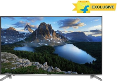 Micromax 123cm (50) Full HD Smart LED TV (50 CANVAS-S, 3 x HDMI, 3 x USB)