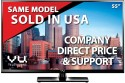 VU 55K160 55 inches LED TV - Full HD