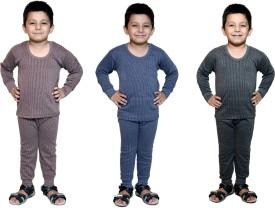 Bodysense Premium Boy's Top - Pyjama Set