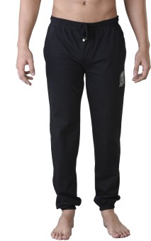 Park Avenue Bottom Elastic Hem Knit Track Pant Men's Pyjama
