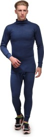 Alfa Lava High Neck Men's Top - Pyjama Set