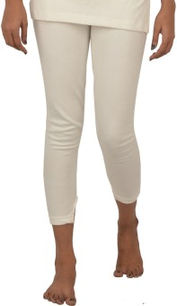 Lux Inferno White Trousers Women's Pyjama