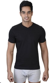 Park Avenue V-Neck Comfort Fit T-Shirt Men's Top