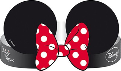 Disney Minnie Fashion Die cut Headbands