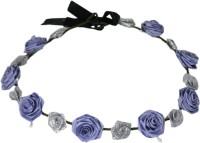 Muren Crown & Tiara (Purple, Pack Of 1)