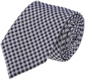 Louis Philippe Checkered Men's Tie - TIEDV9YUTFKA2CEF