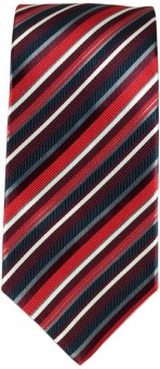 The Tie Hub Banquet Striped Striped Men's Tie