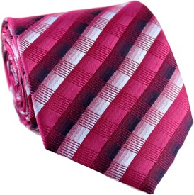 SilkandSatin Striped Tie