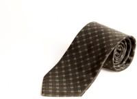 The Vatican Checkered Men's Tie
