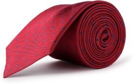 Louis Philippe Geometric Print Tie - TIEEE8A8ZZJFVHUY