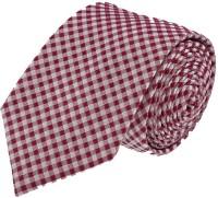 Louis Philippe Checkered Men's Tie