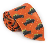 Mad(e) In India Printed Men's Tie - TIEDYAH9ZTPCWTC3