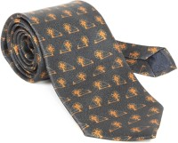 Mad(e) In India Printed Men's Tie - TIEDYAH9NUTFYUWH
