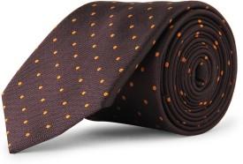 Louis Philippe Polka Print Tie