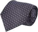 Louis Philippe Polka Print Men's Tie - TIEDV9YUEMERQYB2