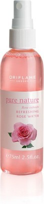 Oriflame Toners Oriflame Pure Nature Rose Extracts Refreshing Water