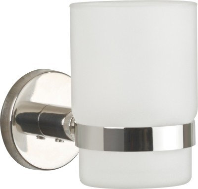 CIPLA Tumbler Stand - Star Series Stainless Steel Toothbrush Holder Wall Mount