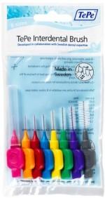 TePe Toothbrushes TePe Interdental Brush Extra soft Assorted