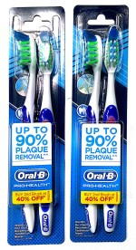 Oral B Toothbrushes Oral B prohealth